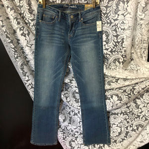 Aeropostale Chelsea Boot Cut Jeans  New w Tags 4R